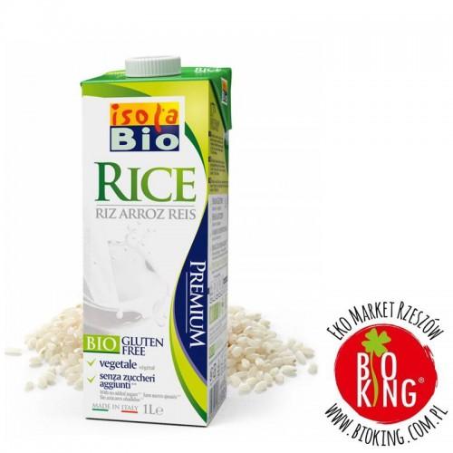 Napój ryżowy bio bezglutenowy Isola