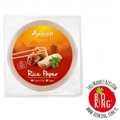 Papier ryżowy bezglutenowy bio Amaizin