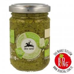 Pesto bazyliowe z tofu bio wegańskie Alce Nero