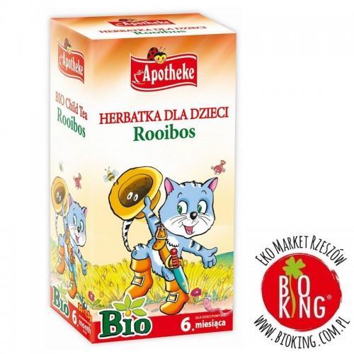 Herbatka bio dla dzieci rooibos Apotheke