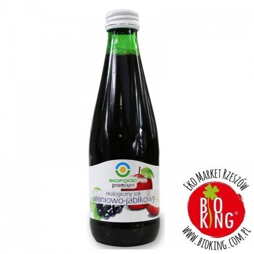 Sok bio aroniowo-jabłkowy BioFood