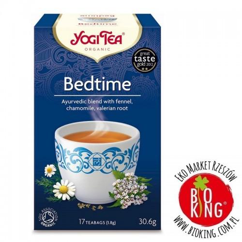 Herbata ajurwedyjska na sen Yogi Tea