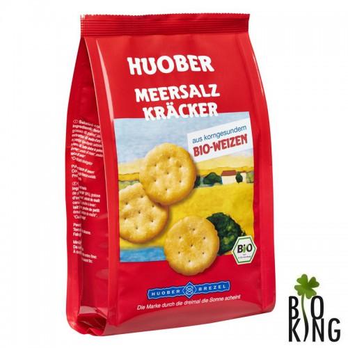 Krakersy z solą morską Bio Houber