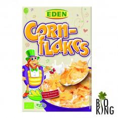 Płatki kukurydziane ekologiczne Eden