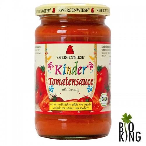 Sos pomidorowy dla dzieci - bez glutenu