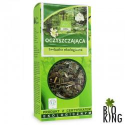 Zioła oczyszczające organizm - herbata detox