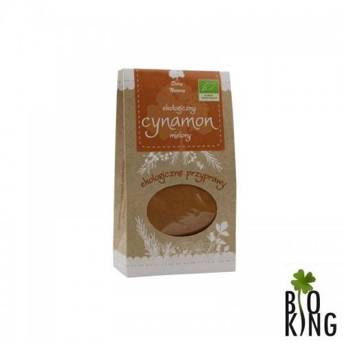 Cynamon cejloński mielony - organiczny