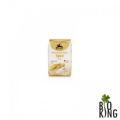 Mąka pszenna organiczna bio - Alce nero
