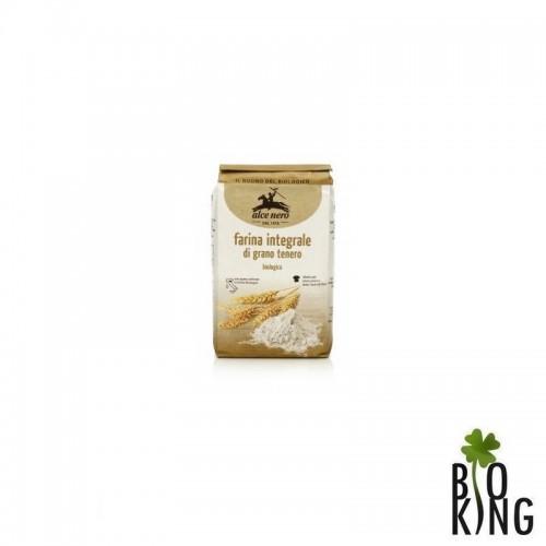Mąka pszenna razowa organiczna bio - Alce Nero