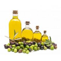 Oleje, oliwy i oliwki