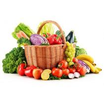 Warzywa i owoce organiczne