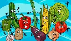 Dlaczego warto jeść więcej warzyw i owoców ?