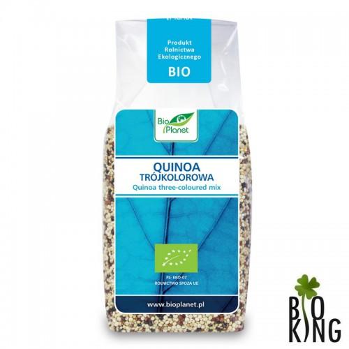 Quinoa trójkolorowa bio - Bio Planet