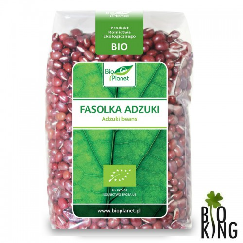 Fasolka Adzuki bio - Bio Planet