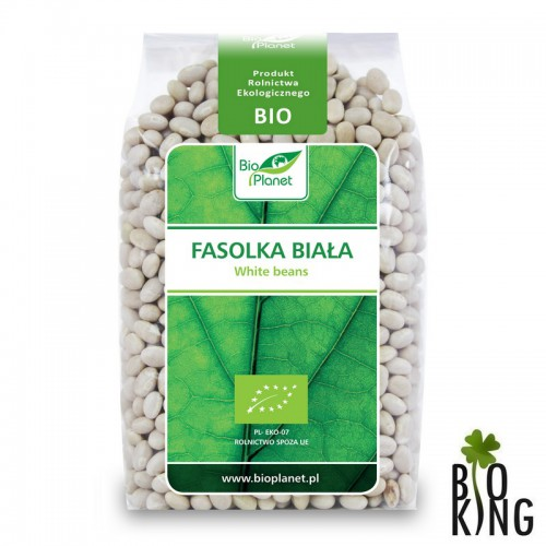 Fasolka biała bio - Bio Planet