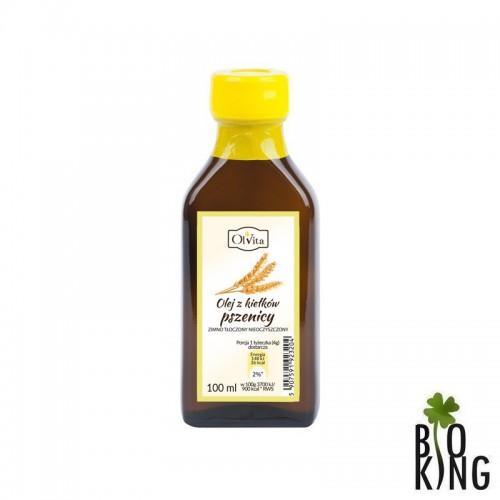 Olej z kiełków pszenicy - Ol'vita