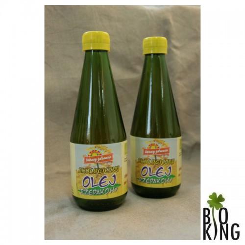 Olej z rzepaku bio - Barwy Zdrowia