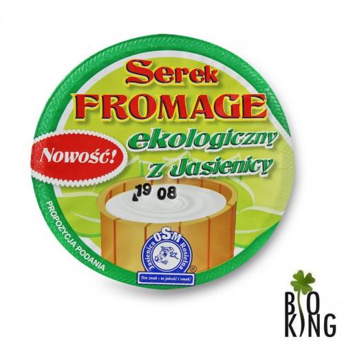 Ekologiczny serek fromage bio - O.S.M. Jasienica