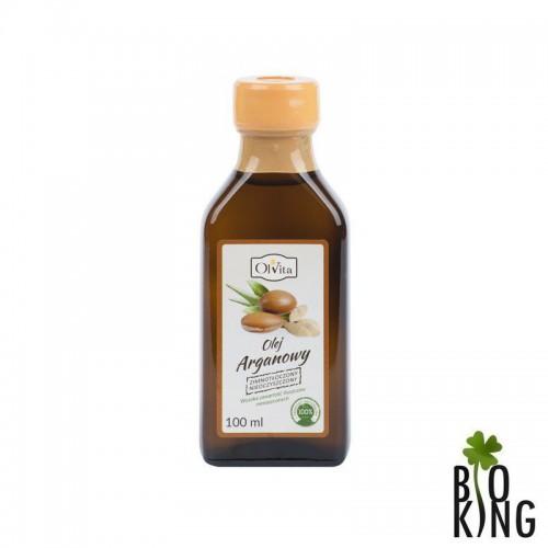 Olej arganowy zimnotłoczony Olvita