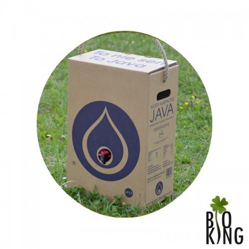 Woda alkaliczna Java pH 9,2 - duże opakowania