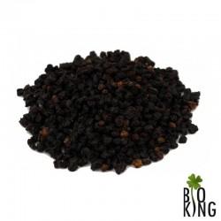 Czarny bez suszone owoce ekologiczne NatVita