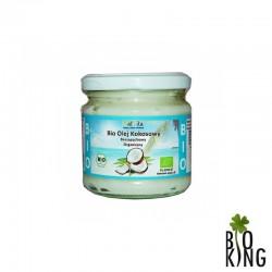 Olej kokosowy bezzapachowy ekologiczny NatVita