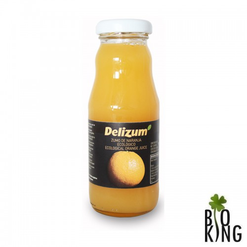 Ekologiczny sok pomarańczowy - Delizum
