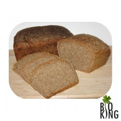 Chleb żytni razowy ekologiczny Bioeko Wójtowicz