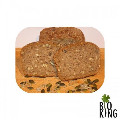 Chleb żytni razowy z ziarnami ekologiczny Bioeko Wójtowicz