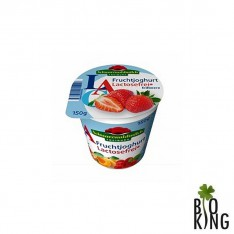 Jogurt truskawkowy bez laktozy Schwarzwaldmilch