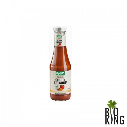 Ketchup z curry ekologiczny Byodo