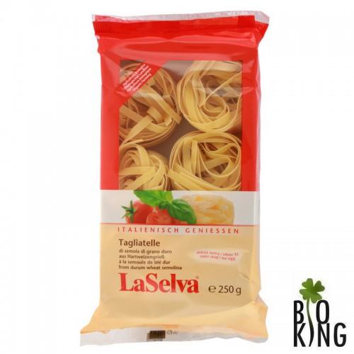 Makaron włoski bio tagliatelle LaSelva