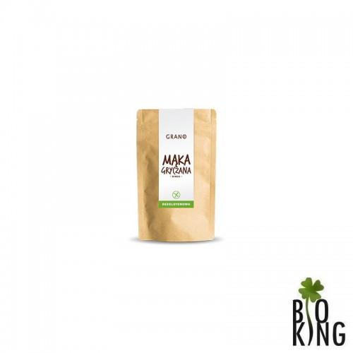 Mąka gryczana bez glutenu biała Grano
