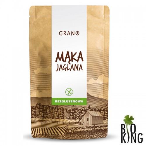 Mąka jaglana bezglutenowa Grano