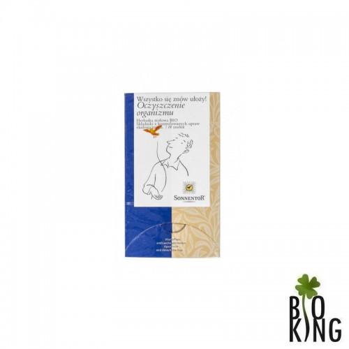Herbata Oczyszczenie Organizmu Sonnentor