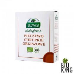Pieczywo orkiszowe chrupkie bio EkoWital