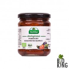 Pomidory suszone na słońcu w oleju EkoWital