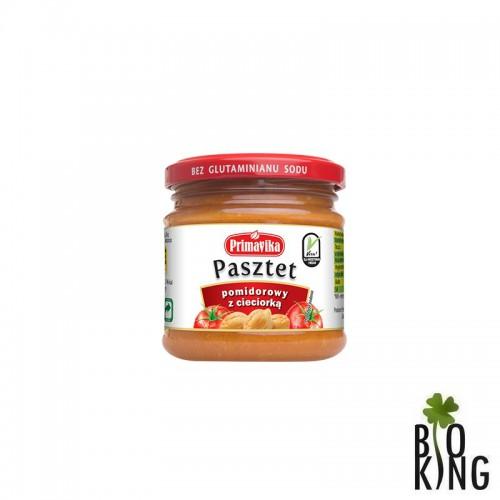 Pasztet pomidorowy z cieciorką Primavika