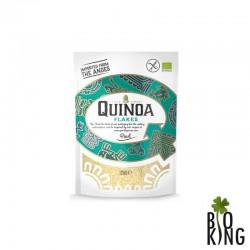 Płatki z quinoa bezglutenowe Paul's Quinoa