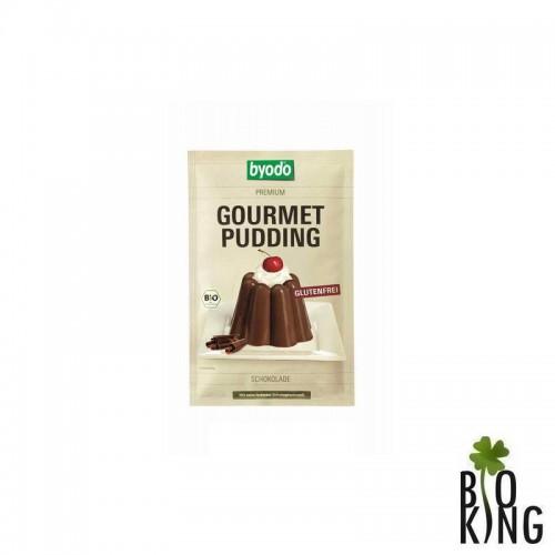 Puding bez glutenu instant czekoladowy Byodo