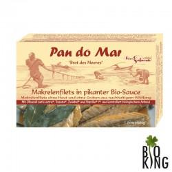 Makrela w bio pikantnym sosie Pan Do Mar