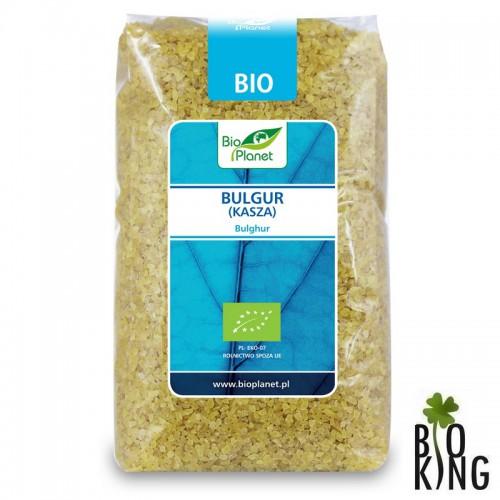 Kasza bulgur z pszenicy bio Bio Planet