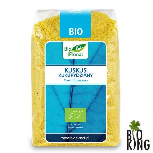 Kuskus kukurydziany bio Bio Planet