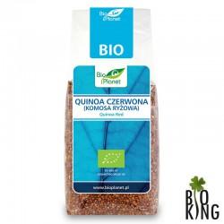 Quinoa czerwona (komosa ryżowa) bio - Bio Planet