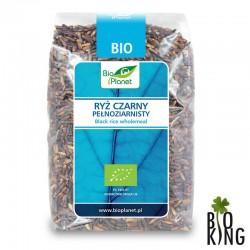 Ryż czarny pełnoziarnisty bio Bio Planet