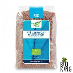 Ryż czerwony pełnoziarnisty bio Bio Planet