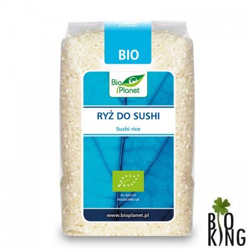 Ryż do sushi organiczny bio Bio Planet