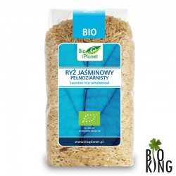 Ryż jaśminowy pełnoziarnisty bio Bio Planet