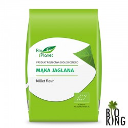 Mąka jaglana organiczna bio Bio Planet