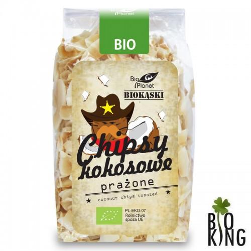 Chipsy kokosowe prażone bio Bio Planet